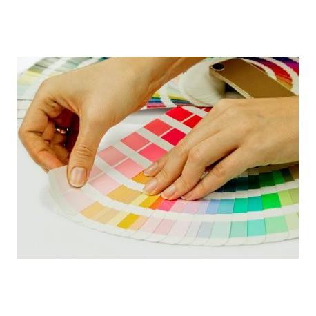 Relooking : Etude de colorimétrie (à domicile) - 1 heure