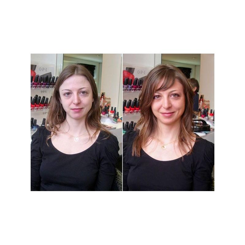 Promo -10% Relooking Visage Rennes 35 + coiffure visagiste inclu