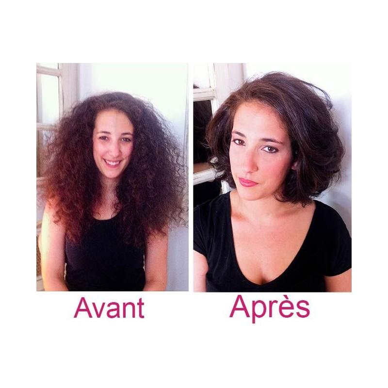 Bien-aimé Promo -18% Relooking visage Femme Paris : Coiffeur, Maquillage ZT46