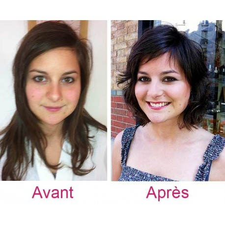 Top Promo -18% Relooking visage Femme Paris : Coiffeur, Maquillage WG04
