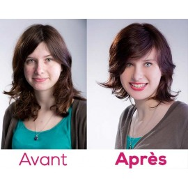 Relooking Coiffure (coupe incluse) et Maquillage Prestige + kit maquillage - 6 heures