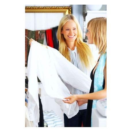 Tri de votre garde-robe (à domicile) - 1 heure