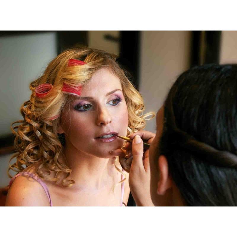 Promo -20% Relooking visage u00e0 Lyon Coiffeur visagiste + Maquillage Femme