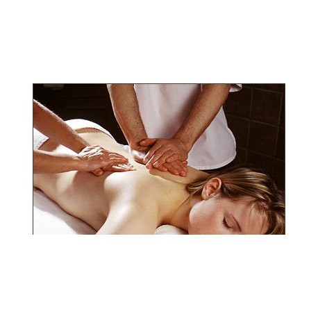 Massage à 4 mains - 35 minutes - Toulouse