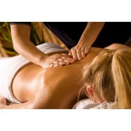 Massage du dos aux huiles - 25 minutes - Toulouse