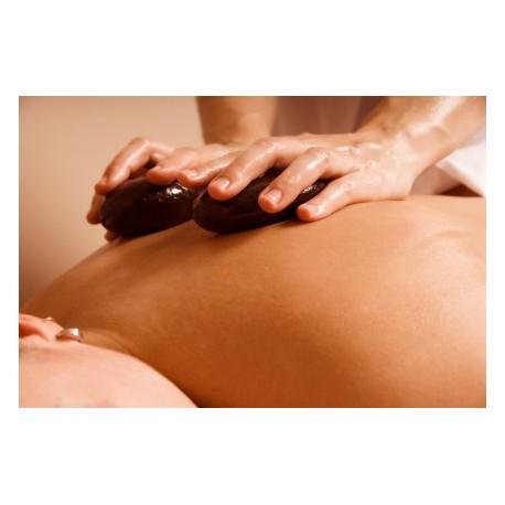 Massage aux pierres chaudes - 1 heure - Toulouse
