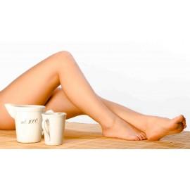 Epilation demi-jambe ou cuisse - Pour femme - Marseille 9ème