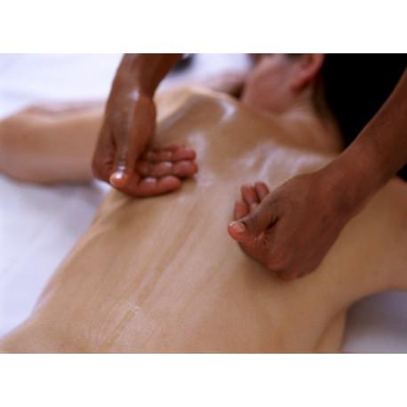 """Massage indien du corps aux huiles """"Abhyanga""""- 50 minutes - Paris 15ème"""