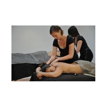 Journée d'initiation au massage relaxant - 7 heures - Paris 3ème