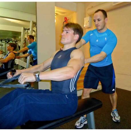 Coaching à domicile avec un préparateur physique - 1 heure