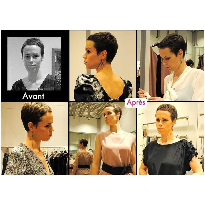 Relooking coiffure par Coiffeur visagiste à Paris 8 pour cheveux ...