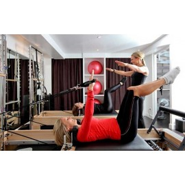 Cours de pilates (collectif) - 10 cours de 55 minutes