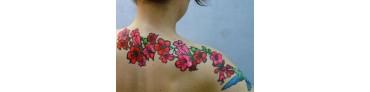 Tatouage encre australienne