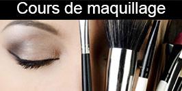 Cours de maquillage en France