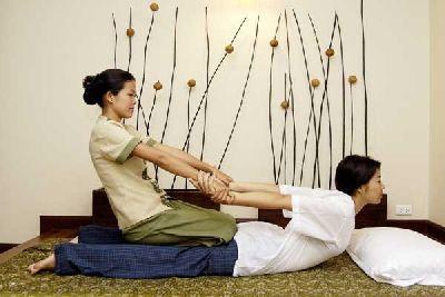 Massage coréen