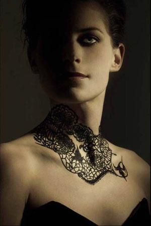 tatouage bijoux