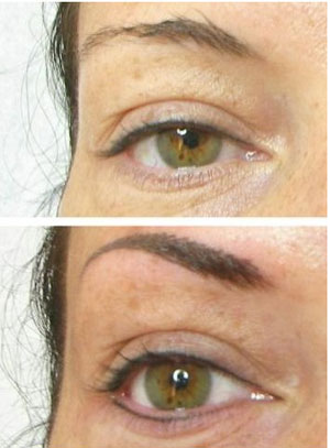 maquillage permanent yeux 92