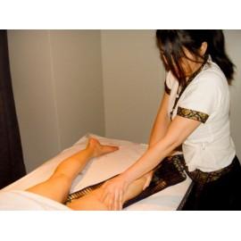 Massage thaï aux huiles essentielles - 10 séances d'1 heure