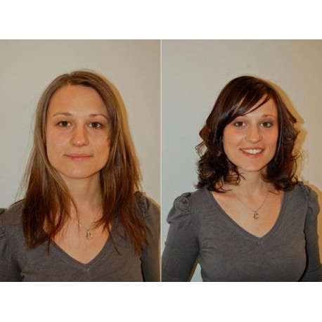 """relooking complet femme """"total"""" + coupe incluse - 6 heures 