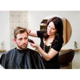 Relooking du visage pour Homme + coupe incluse - 4 heures