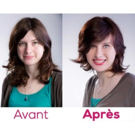 Relooking coiffure + coupe incluse - 4 heures