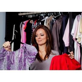 Conseils vestimentaire : Analyse morphologique + recherche de style - 2 heures