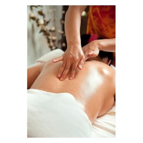 Massage thaï aux huiles essentielles - 20 séances d'1 heure