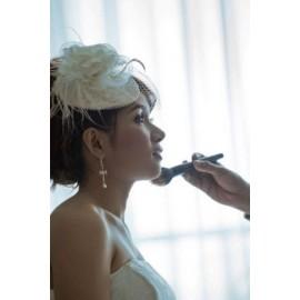 Maquillage de mariée (essai inclu) - 1 heure 30