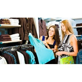 Accompagnement shopping (personal shopper) Femme - 2 heures 30