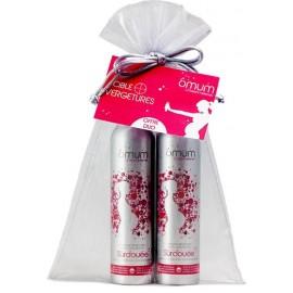 Coffret sac cadeau pour femme enceinte Omum - 3 produits