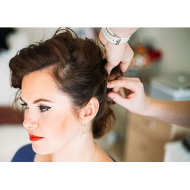 Relooking visage pour Femme + Cours maquillage + coupe de cheveux - 1,5 jour