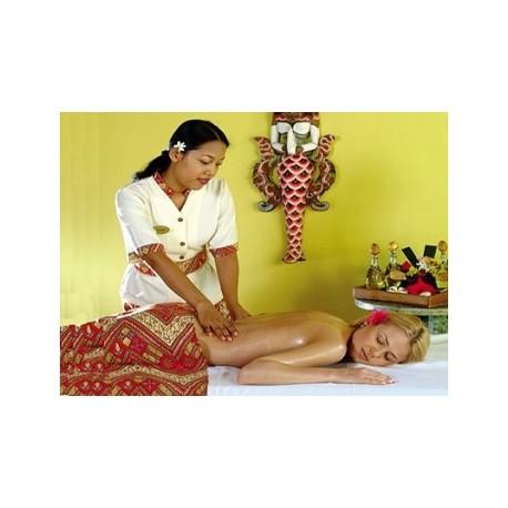Massage relaxant Malaisien Sarawak - 1 heure - Nice