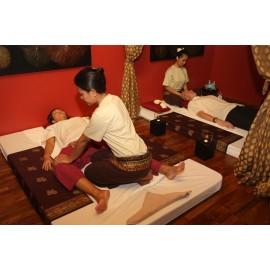 Modelage thaïlandais traditionnel - 30 minutes - Paris 18ème