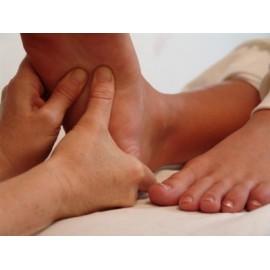 Reflexologie plantaire : relaxation drainante des pieds - 1 heure - Tourcoing (à 12km de Lille)