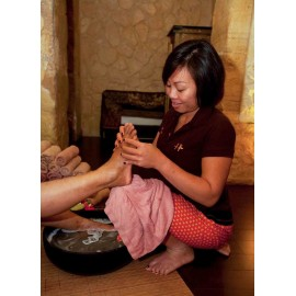 Massage thailandais des pieds - 1 heure