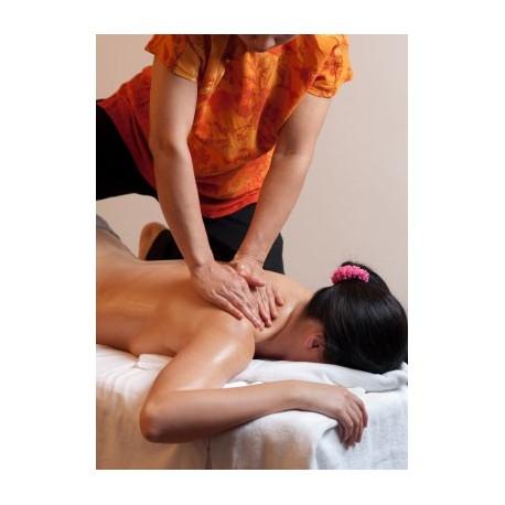 Massage thaïlandais traditionnel - 1 heure 30 - Paris 9ème