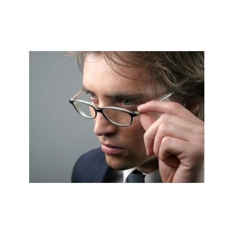Conseil en image visage Homme + conseils lunettes - 2 heures